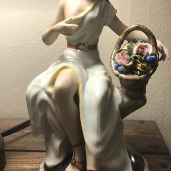 Can you identify this Dresden figurine? - Figurines