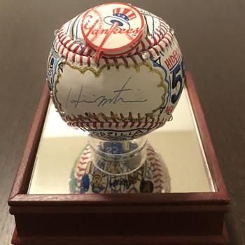 Hideki Matsui Fazzino Baseball - Baseball