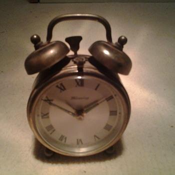 Blessing alarm clock - Clocks
