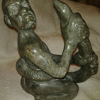 carved soapstone