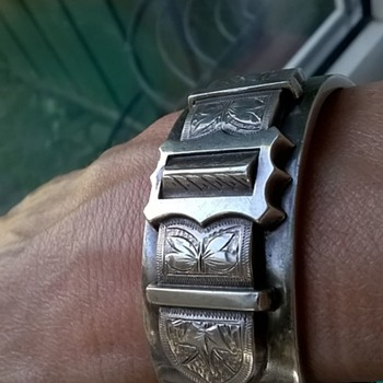 Victorian Buckle Bracelet Arrived Today! - Fine Jewelry