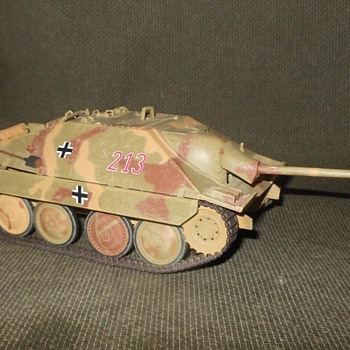 Ultimate Soldier 1;32 Scale Jagdpanzer Hetzer  - Military and Wartime