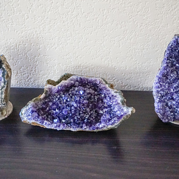 Amethyst Crystal Clusters - Fine Jewelry