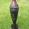 Japanese Type 100 81mm Mortar Shell