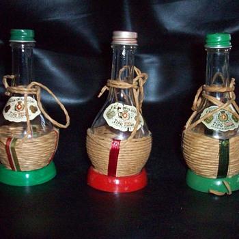 mini italian bottles - Bottles