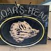 Vintage Boar's Head Neon 25w x 19h