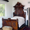 1880's Thomas Brooks Renaissance Revival 10' Bedroom Suite