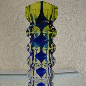 exbor vase ? - Art Glass