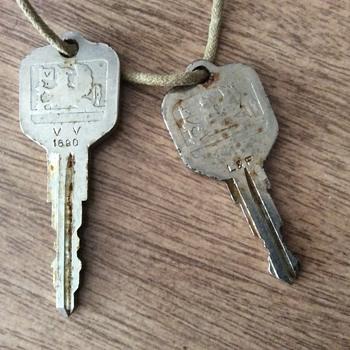 Grannie's keys?