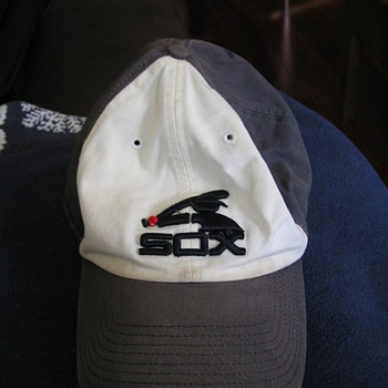 1983 Chicago White Sox Hat - Baseball
