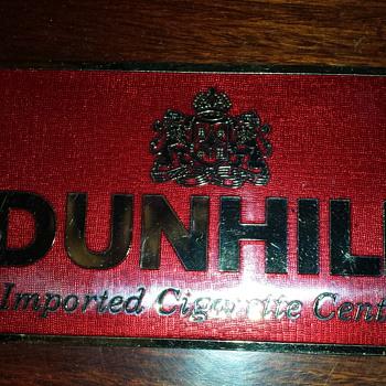 Dunhill  - Tobacciana