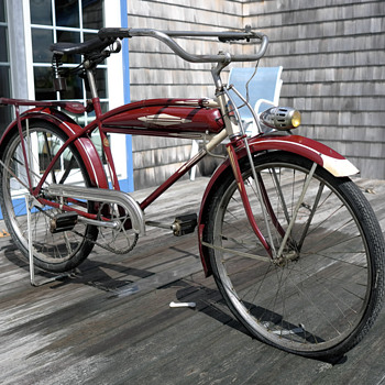 1937 ? Henderson built by Schwinn - Sporting Goods