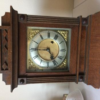 H.A.C clock - Clocks