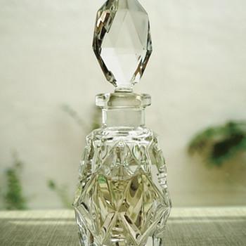 1945-50 Perfume Bottle - Made in Germany U.S. Zone - Bottles