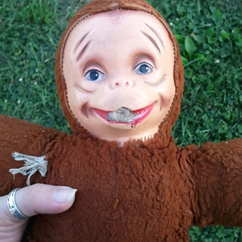 Poor Old Monkey - Dolls