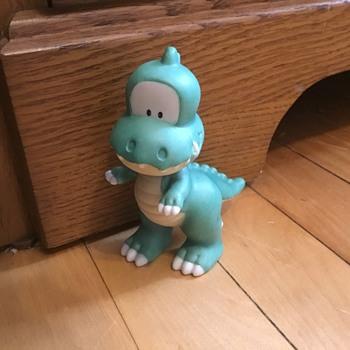 dino-mite! stewart moskowitz figurine - Animals