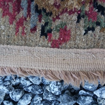 Unknown  rug. - Rugs and Textiles