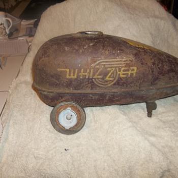 Wizzer Gas Tank - Motorcycles