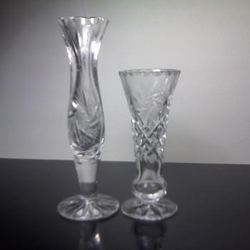 Bud Vases - Glassware