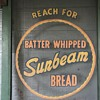 Sunbeam Bread screen door.