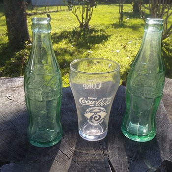Collection Tributes...#20...CokeKid - Bottles