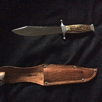 My grandfathers knife found recently  - Tools and Hardware