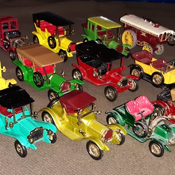 Much More MOY Matchbox Monday Models of Yesteryear Circa 1960s - Model Cars