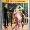 "Original 1910 ""Gordon The Maser Magician"" Stone Lithograph Poster"