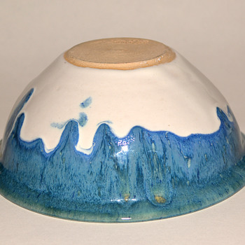 Studio Pottery Bowl - Pottery