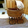 Doll (or baby?) carriage  Another mysyery to solve....