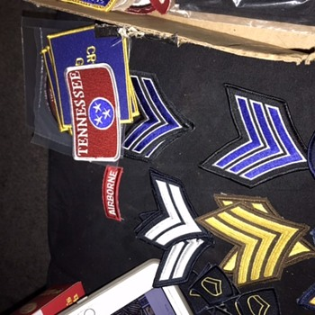VINTAGE PATCHES- REFERENCE NEEDED! - Medals Pins and Badges