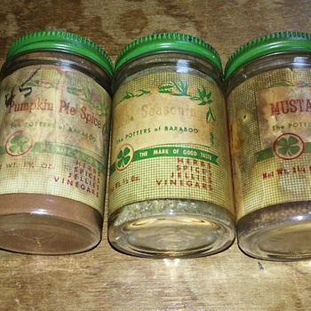 Locally made spices