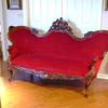 John H. Belter Victorian Sofa?
