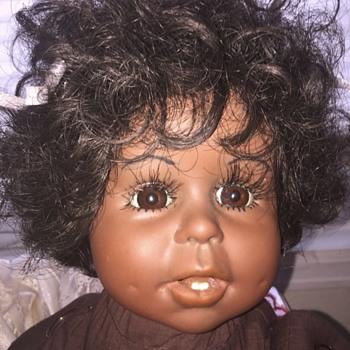 Mystery Doll 1987