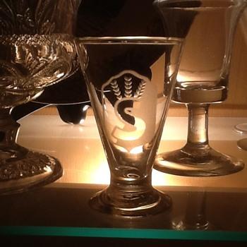 Finnish Civil Guard Glas - Glassware