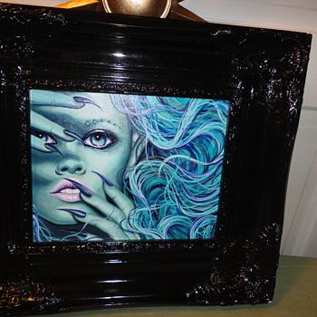 Mermaid Series by Robert Walker - Fine Art