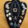 Miscellaneous Costume & Fine Jewelry From Thrifts & Consignment Stores