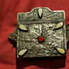 Antique Metal Purse
