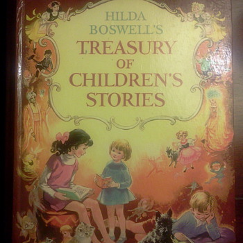 Hilda Boswell,s   Treasury of Childrens Stories - Books