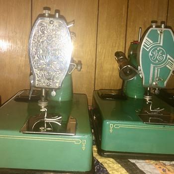 Part #2 Standard Sewhandy - Osann - General Electric - Singer - Sewing