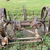 Frost & Wood No 10A horse-drawn mower