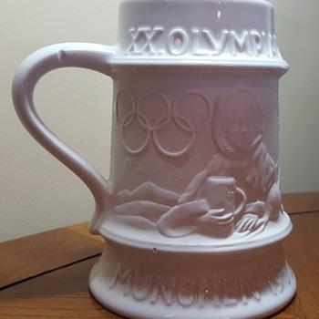 1972 Olympics Stein - Breweriana