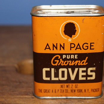 Ann Page Pure Ground Cloves