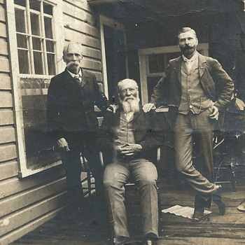 "2 Generation of Gagnon""1901"" - Photographs"