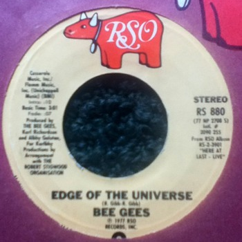 Bee Gees 45 Record