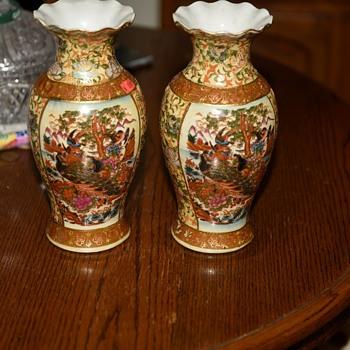 China vases - Asian