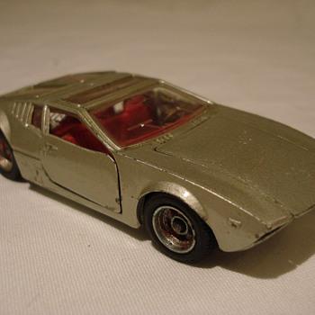 Nacoral Inter-Cars No.106 De Tomaso Mangusta (Spain) - Model Cars