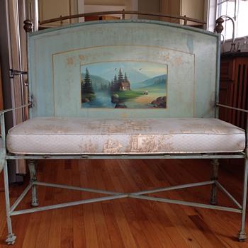 Vintage Russian Settee - Furniture