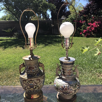 Beautiful lamps  - Lamps