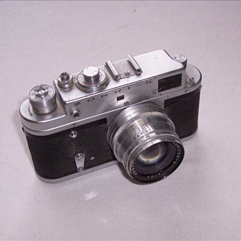 1968-camera-zorki 4-russian leica copy.